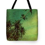 Tropical Vestige Tote Bag by Andrew Paranavitana