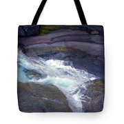 Tropical Water Bird Josephine Falls Tote Bag