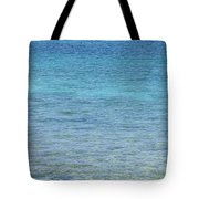 Tropical Waters Tote Bag