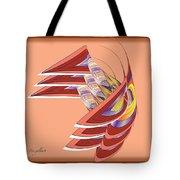 Tropical Wonder Tote Bag