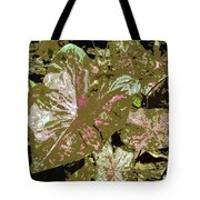 Tropicals Tote Bag
