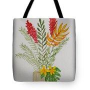 Tropicals Tote Bag