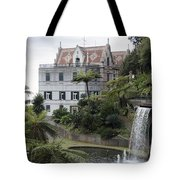 Tropican Monte Palace Garden, Madeira, Portugal. Tote Bag