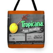 Tropicana Field Tote Bag