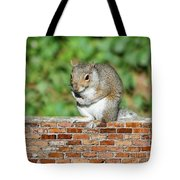 Trouble Brewing Tote Bag
