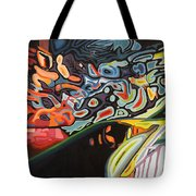 Trout Dream Tote Bag