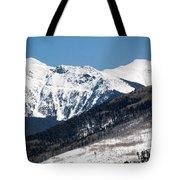 Truchas Peak Tote Bag
