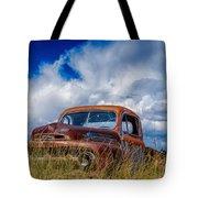 Truck Heaven Tote Bag