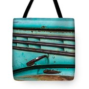Truck Lines Tote Bag