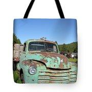 Truck Montana Tote Bag