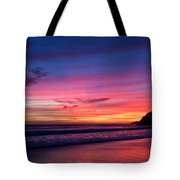 Trudell In The Western Gate Tote Bag