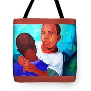 True Brotherly Love Tote Bag