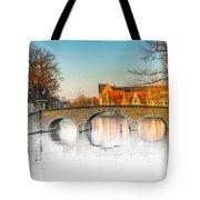 True Colors Of Amsterdam Tote Bag