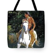 True Horsemen Tote Bag