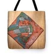 True Shepherd - Tile Tote Bag