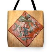 True Shepherd 17 - Tile Tote Bag