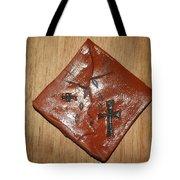 True Shepherd 20 - Tile Tote Bag