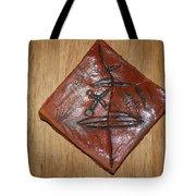 True Shepherd 21 - Tile Tote Bag