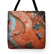 True Shepherd 26 - Tile Tote Bag