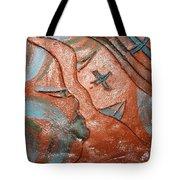 True Shepherd 27 - Tile Tote Bag