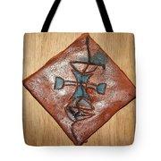 True Shepherd 30 - Tile Tote Bag