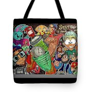 True Style Tote Bag