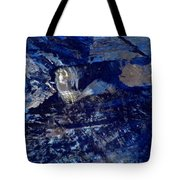 Truly Blue  Tote Bag