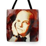 Truman Capote, Literary Legend Tote Bag
