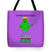 Trump Slimes America Tote Bag