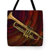 Trumpet 2 Tote Bag