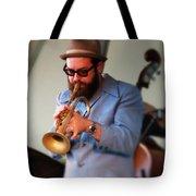 Trumpeter 1 Tote Bag