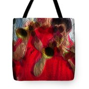 Trumpeters Tote Bag