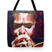 Trumpeters Tote Bag