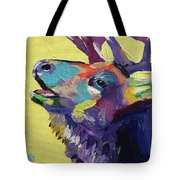 Trumpeting Tote Bag