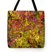 Trumpets Tote Bag by Eikoni Images