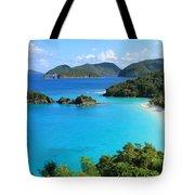 Trunk Bay St. John Tote Bag