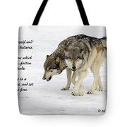Trust In Yourself Tote Bag