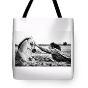 Trustful Friendship  Tote Bag by Justyna Lorenc