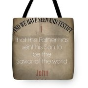 Truth 76 Tote Bag