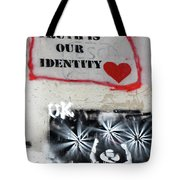 Truth Is Our Identity Tote Bag