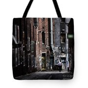 Tryst Tote Bag by Andrew Paranavitana