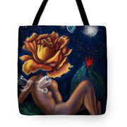 Tryst By Night    Tote Bag