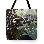 Tsunami Tote Bag