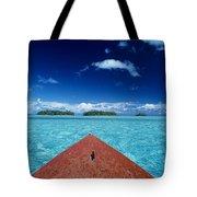 Tuamotu Islands, Raiatea Tote Bag
