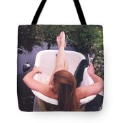 Tub 001 Tote Bag