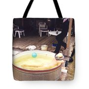 Tub 323 Tote Bag