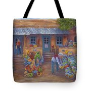 Tubac Pottery Shop Tote Bag
