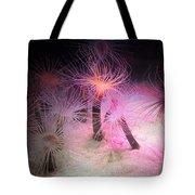 Tube Anemone Tote Bag