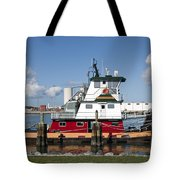 Tuboat Indian River Tote Bag