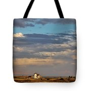 Tucked In The Dunes Tote Bag